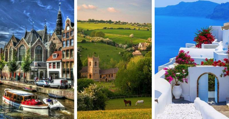 10 must go trips of a lifetime