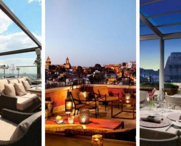 10 best rooftop restaurants in the world
