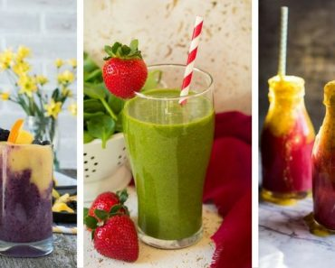 12 best morning smoothies to kickstart your day