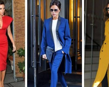 12 lessons from victoria beckham for perfect style