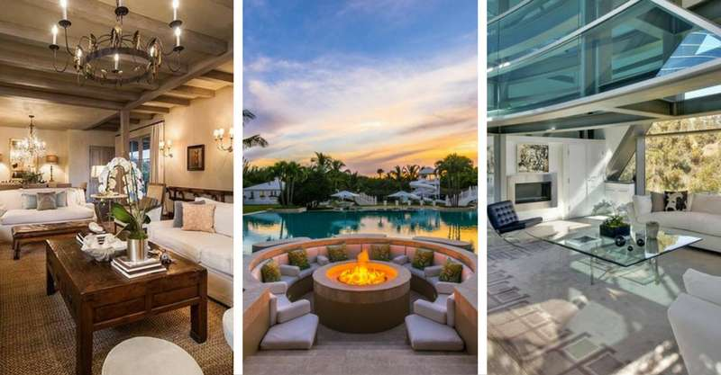 12 stunning celebrity homes