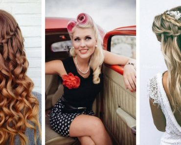 15 of the most stunning hairstyles ever created