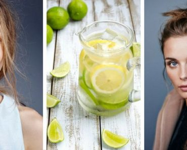 7 incredible things for your body from lemon water