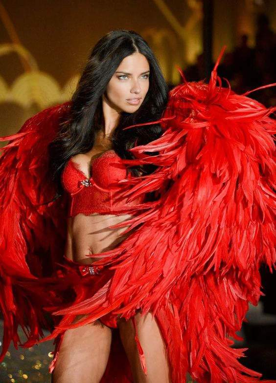 adriana lima victoria secret diet
