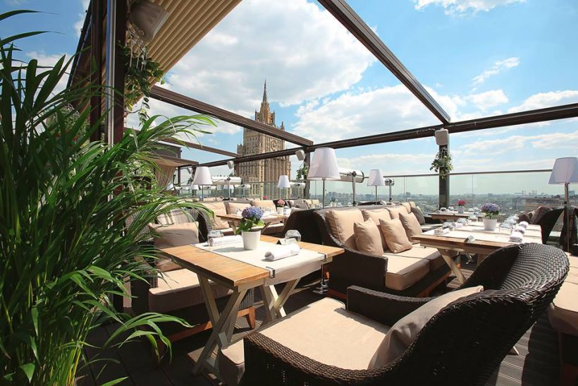 best rooftop restaurants in the world white rabbit moscow