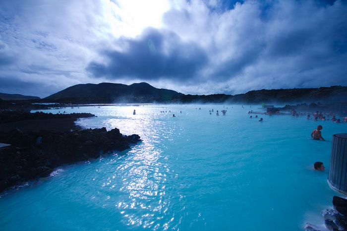 blue lagoon iceland one of the most beautiful places in the world