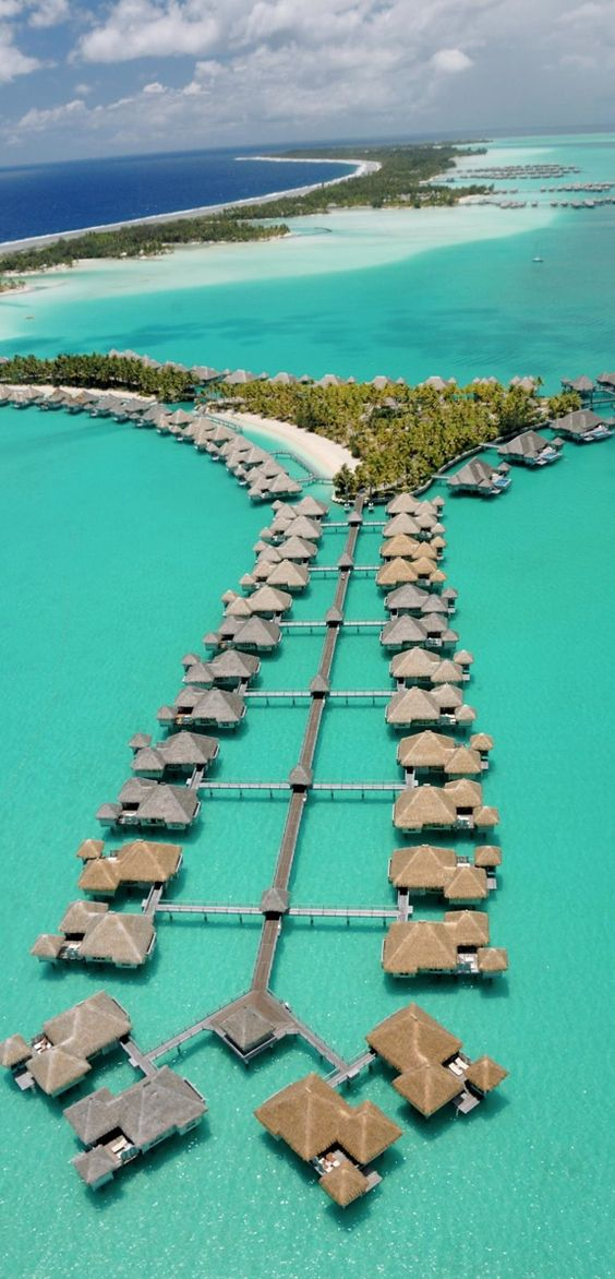 bora bora french polynesia one of the most beautiful places in the world