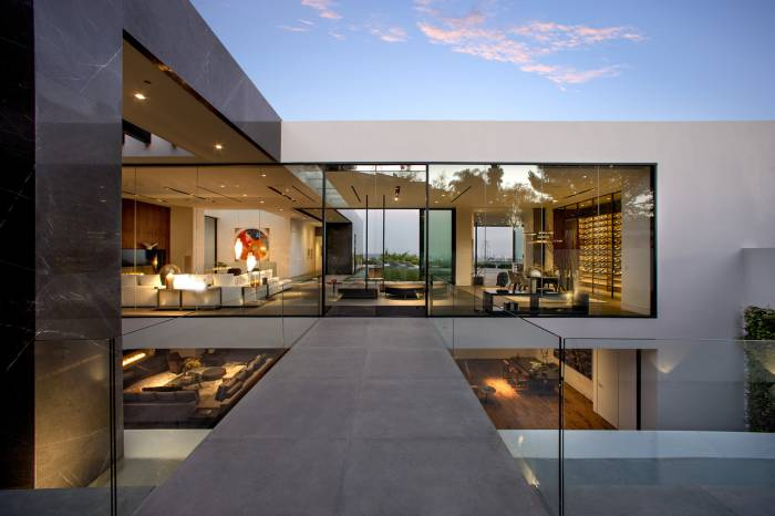 calvin klein los angeles house