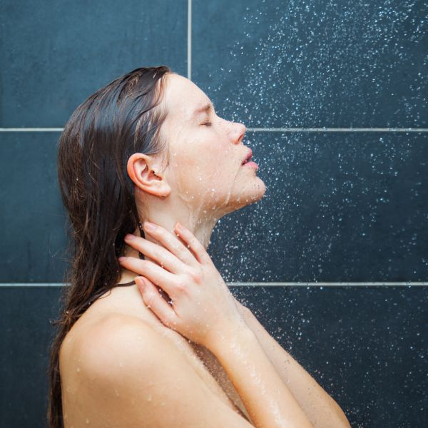 cold shower morning routine for healthy life
