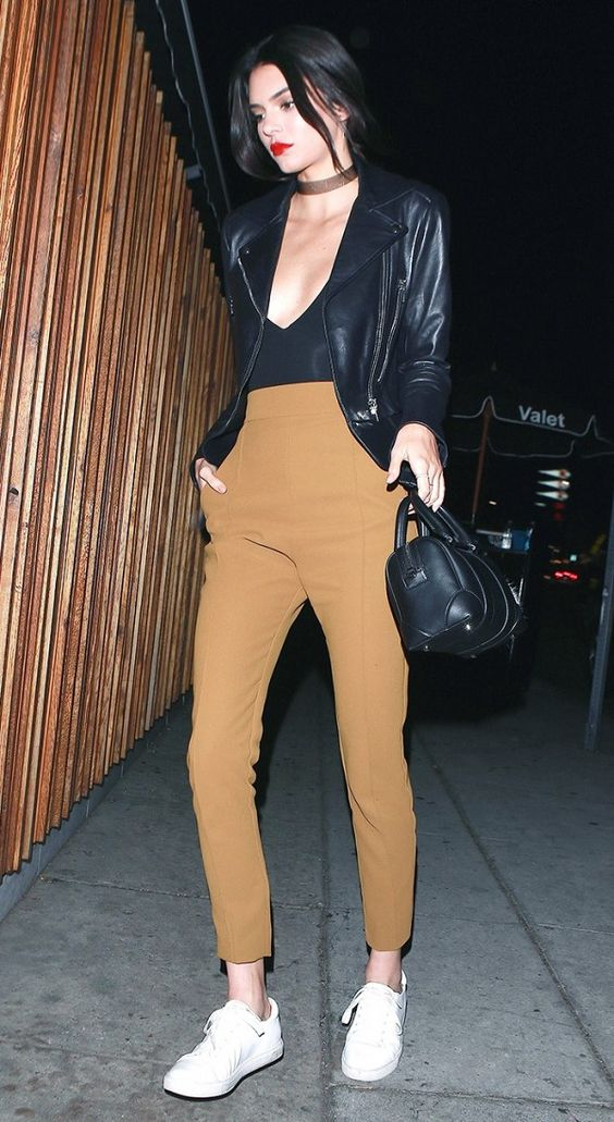 cool kendall jenner outfit