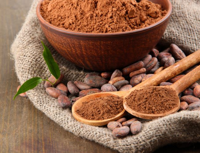 dark cacao powder for weight loss