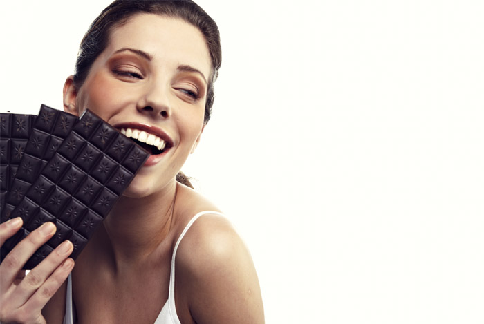 dark chocolate morning routine for healthy life