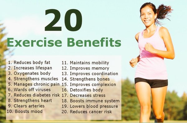 dont exercise just for weight loss tip