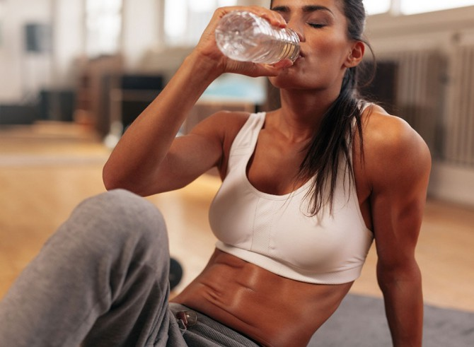 drink more liquids for boosted metabolism