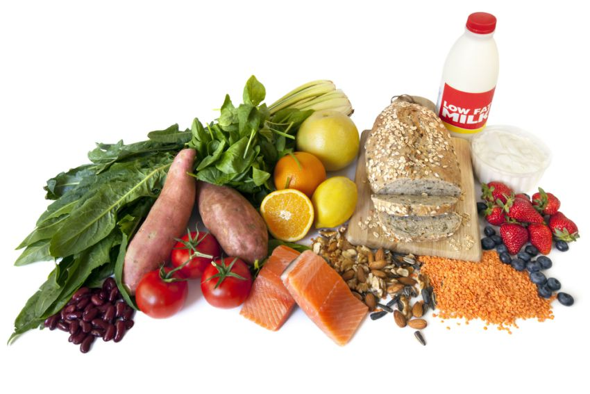 eat organic food for boosted metabolism