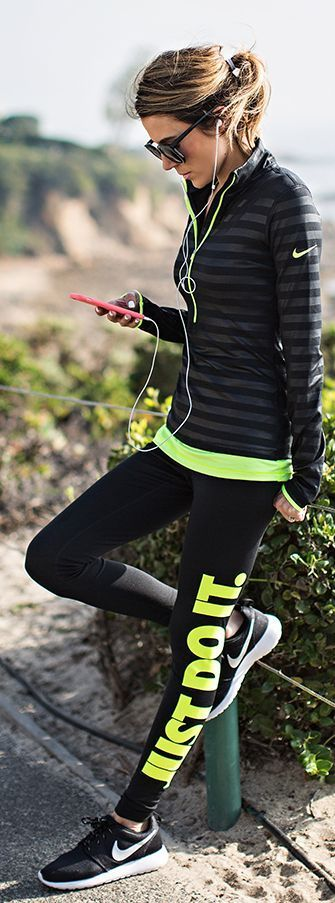flattering workout clothes weight loss tip #healthy living #weight loss #trendypins