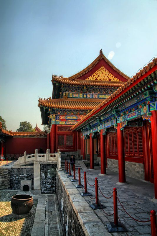 forbidden city beijing china one of the most beautiful places in the world