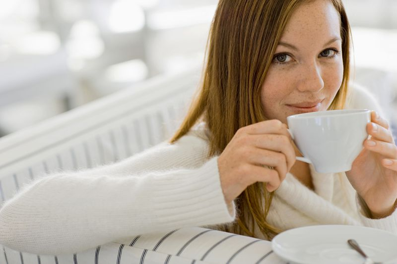 glass of hot water morning routine for better life