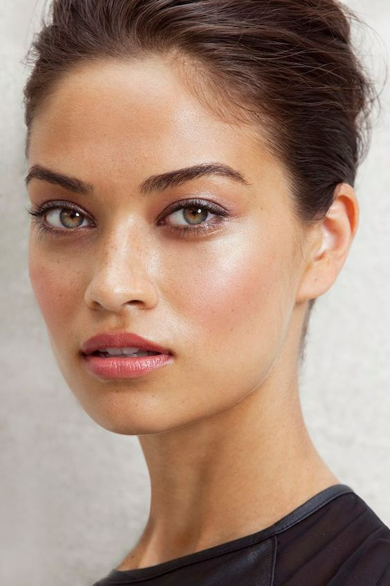 great natural beauty look