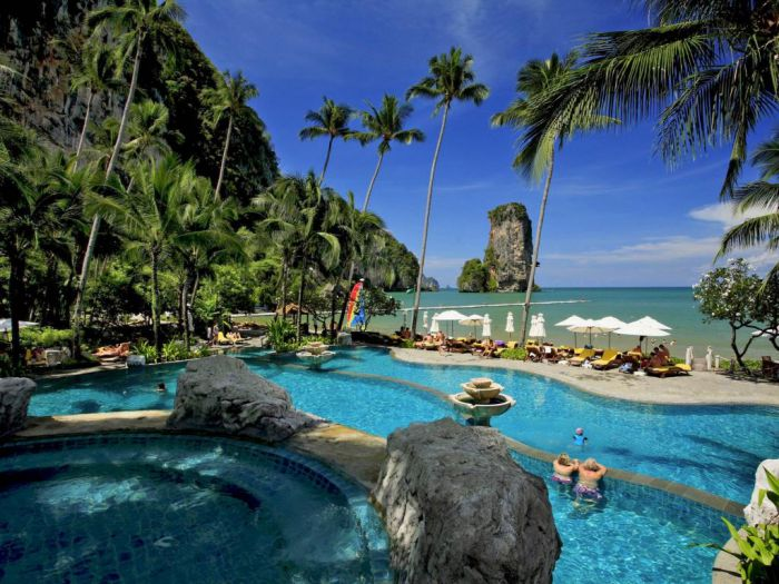 krabi thailand one of the most beautiful places in the world