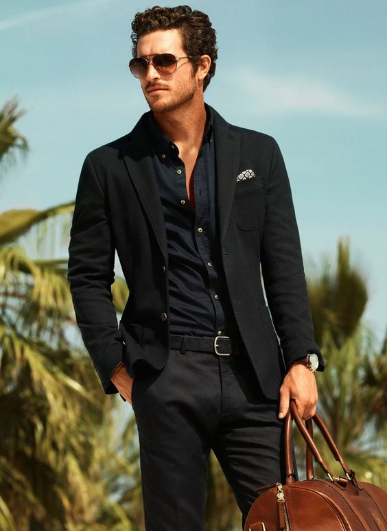 Man Formal Black Pants #fashion #pants #trendypins