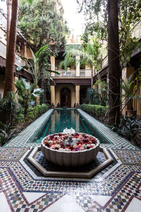 marrakesh marocco one of the most beautiful places in the world