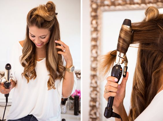 never use curling iron or hair straightener on wet or damp hair best hairstyle tip