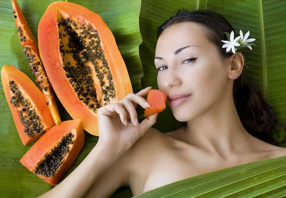papaya beauty skin benefits