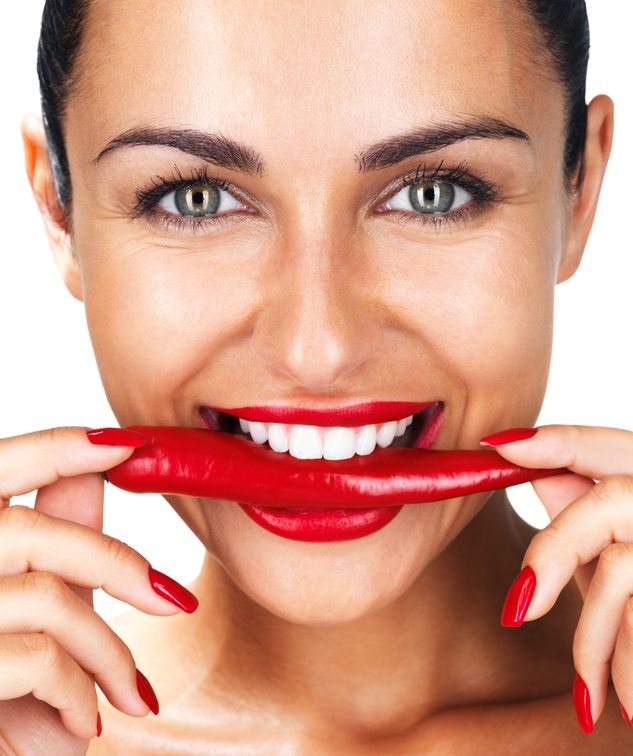 peppers beauty skin care tips