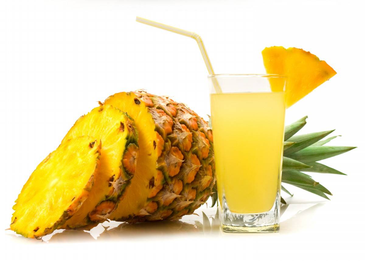 pineapple beauty skin care