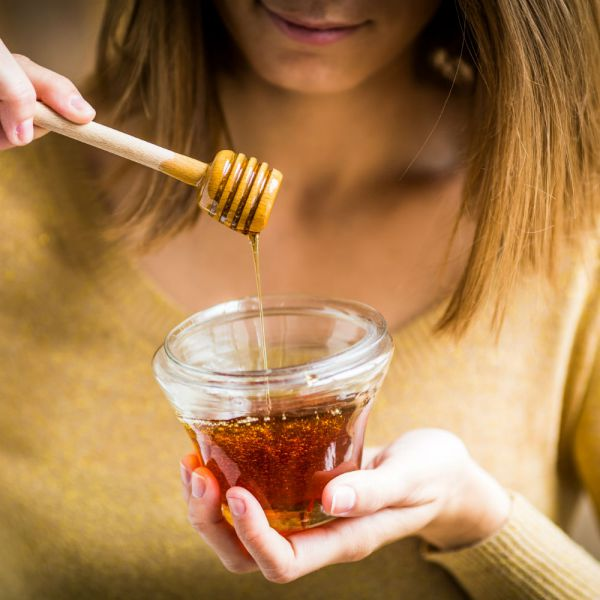 raw organic honey for weight loss
