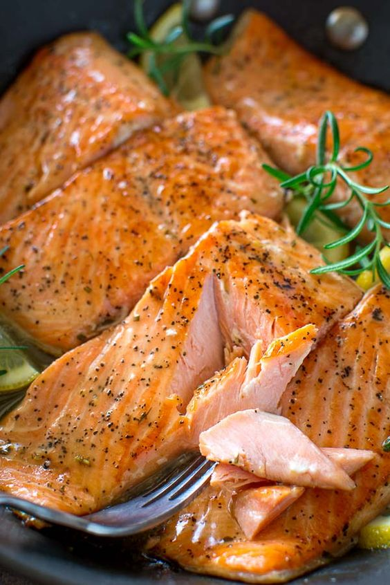 salmon for great skin healthy tip