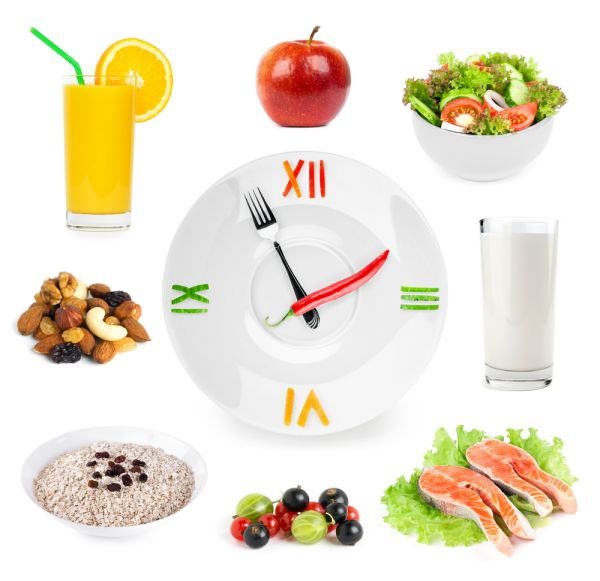 schedule your meals for boosted metabolism