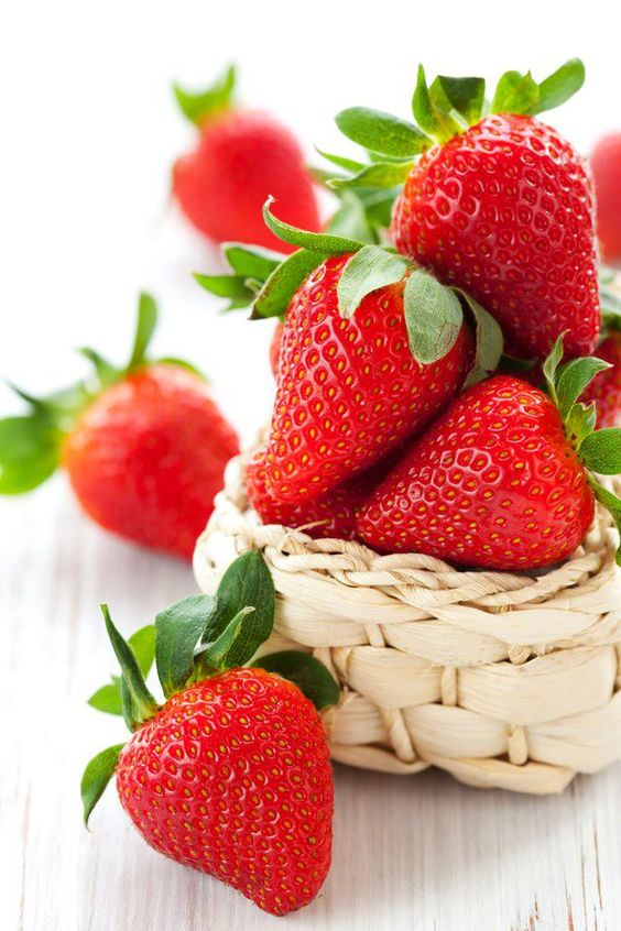 strawberries for great skin beauty tip