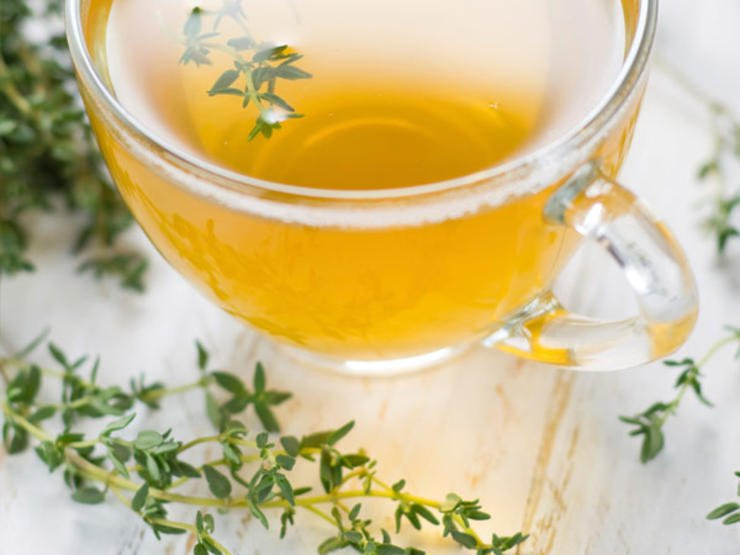 thyme for weight loss