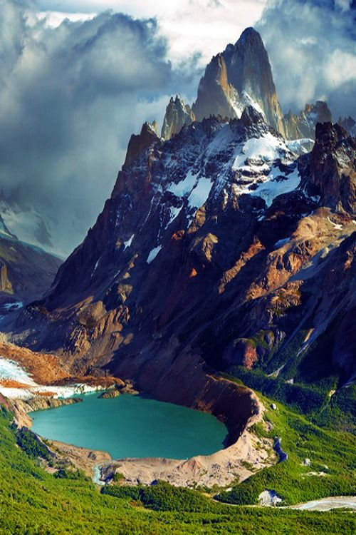 torres del paine national park chile one of the most beautiful places in the world