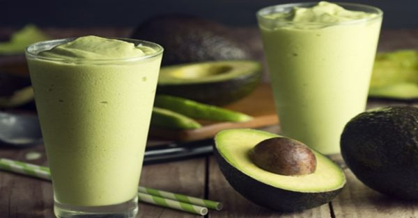 Avocado for great skin healthy tip