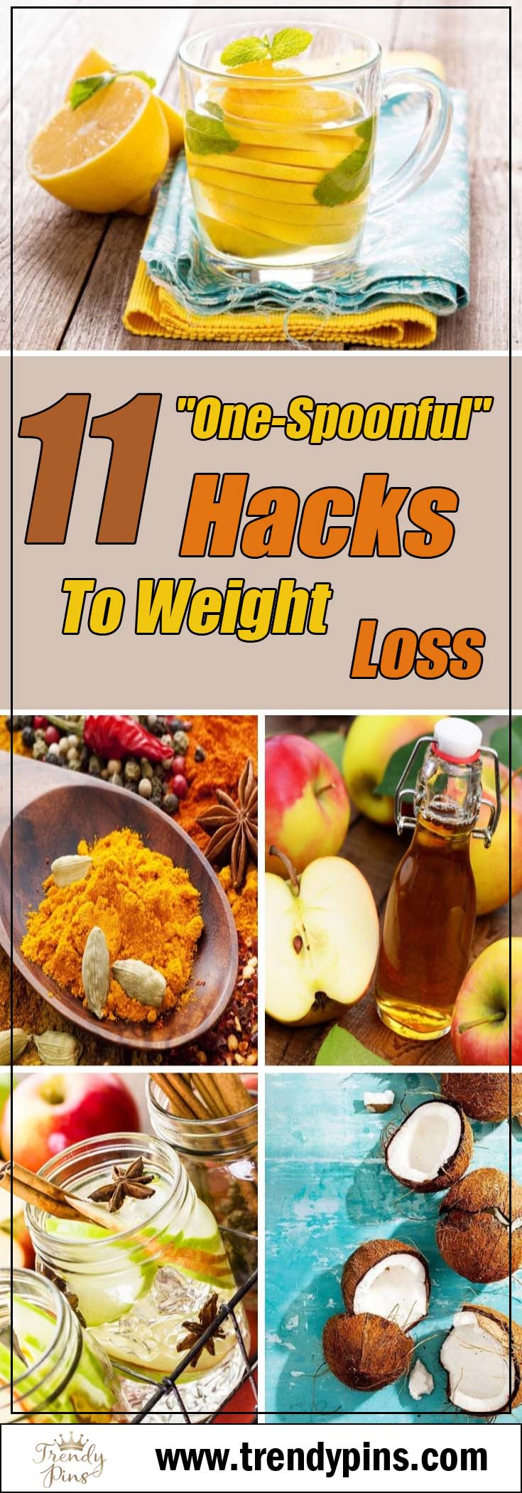 11 one spoonful hacks to weight loss