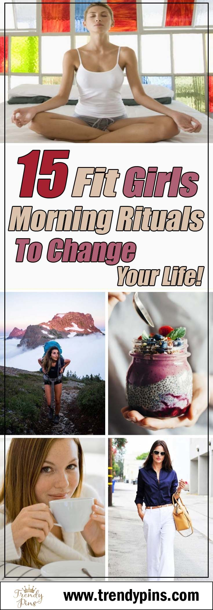 15 fit girls morning rituals to change your life!