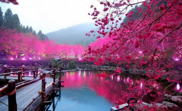 Most beautiful places