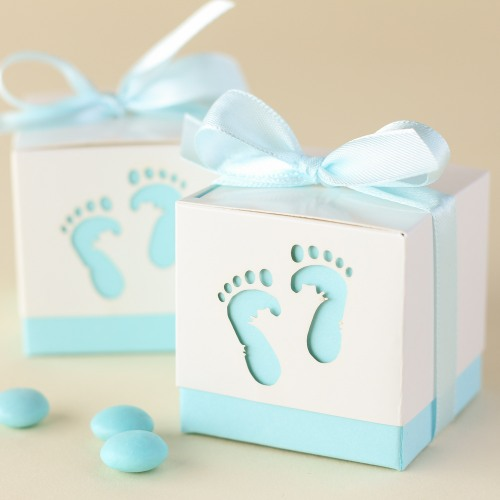 Baby Feet Boxes for boys