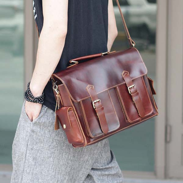 Satchel brown leather #purses #fashion #trendypins