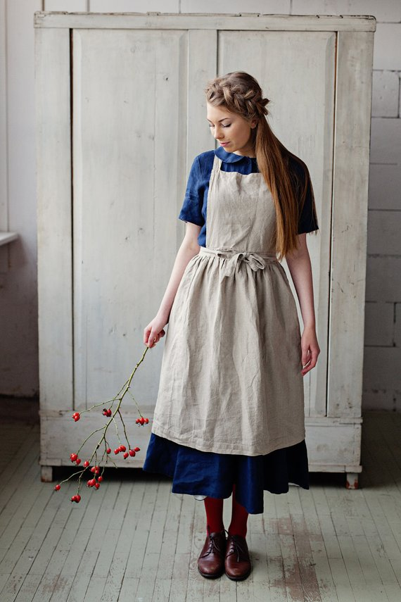 Apron dress #dresses #fashion #trendypins