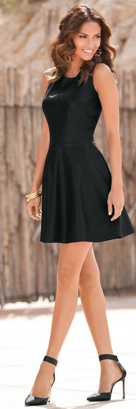 Little black dresses #dresses #fashion #trendypins