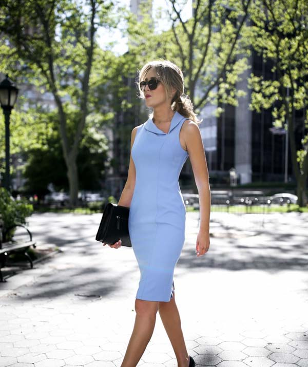 Sheath dress #dresses #fashion #trendypins