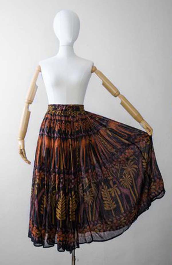 image 0 image 1 image 2 image 3 image 4 image 5 image 6 indian cotton skirt cotton voile skirt #skirt #fashion #trendypins
