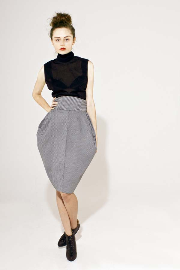 Peg Top Skirt #skirt #fashion #trendypins