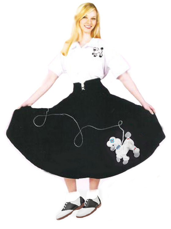 Poodle Skirt Adult #skirt #fashion #trendypins