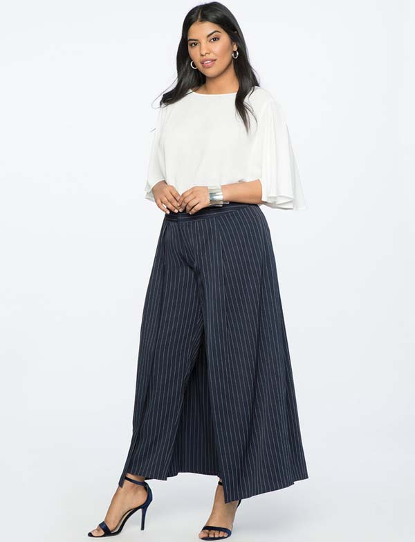 Drama Skirt Trouser #skirt #fashion #trendypins