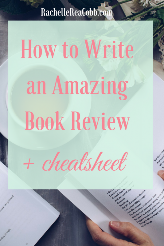10 Steps to Writing a Book Review Guaranteed to Turn Readers into Fans